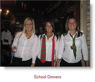 School Dinners Girls